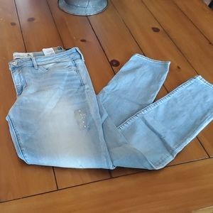 NWT Abercrombie and Fitch jeans